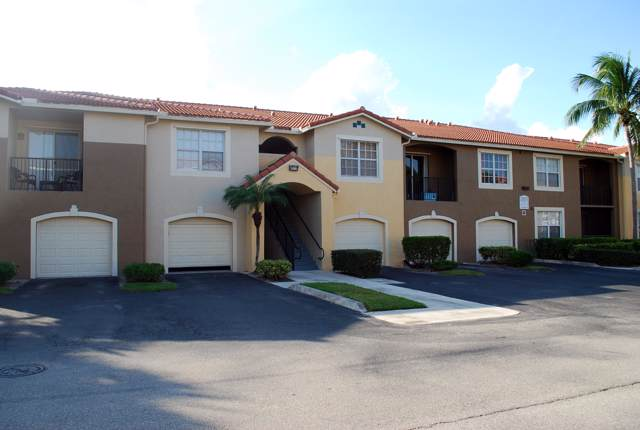 15055 Michelangelo Boulevard #203, Delray Beach, FL 33446 (MLS #RX-10576764) :: Berkshire Hathaway HomeServices EWM Realty