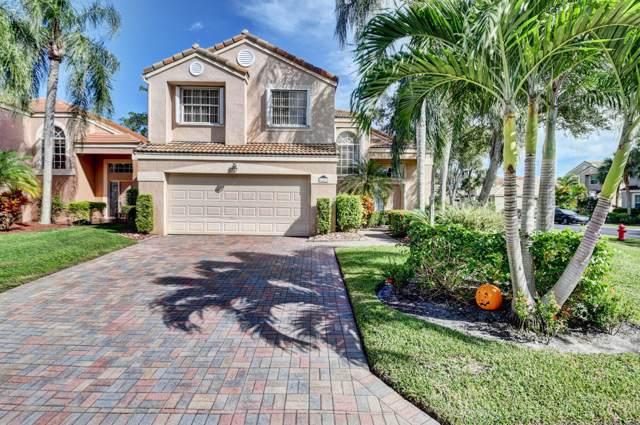 6281 Via Palladium, Boca Raton, FL 33433 (MLS #RX-10576785) :: Berkshire Hathaway HomeServices EWM Realty