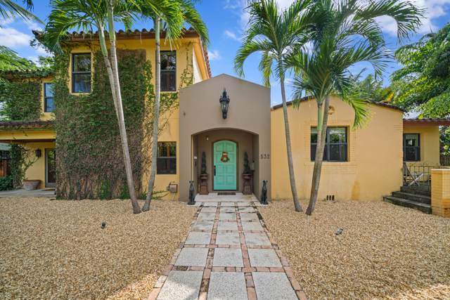 532 27th Street, West Palm Beach, FL 33407 (MLS #RX-10576848) :: Laurie Finkelstein Reader Team
