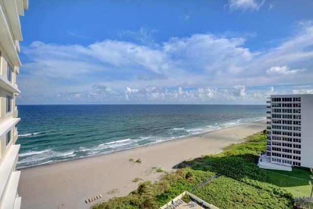 600 S Ocean Boulevard #1202, Boca Raton, FL 33432 (#RX-10576861) :: Ryan Jennings Group