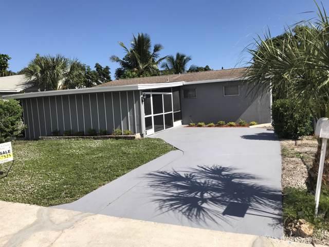 1106 S B Street, Lake Worth, FL 33460 (MLS #RX-10576912) :: Laurie Finkelstein Reader Team