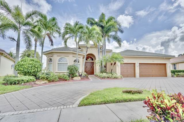 2628 Arbor Lane, Royal Palm Beach, FL 33411 (#RX-10576927) :: Ryan Jennings Group
