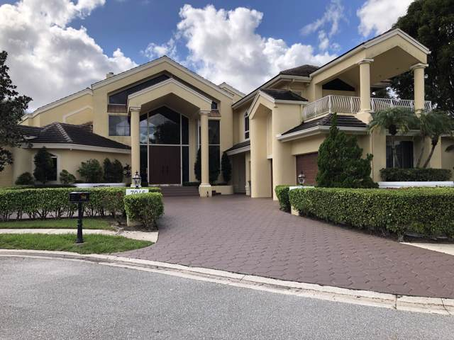 7046 Valencia Drive, Boca Raton, FL 33433 (#RX-10576931) :: Ryan Jennings Group