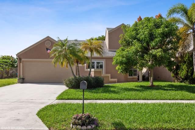 8563 Dynasty Drive, Boca Raton, FL 33433 (#RX-10577011) :: Weichert, Realtors® - True Quality Service