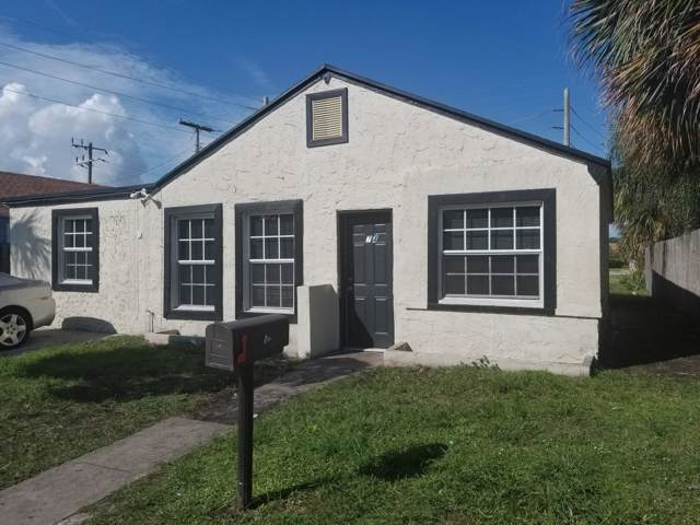 174 W 18th Street, Riviera Beach, FL 33404 (MLS #RX-10577014) :: Laurie Finkelstein Reader Team