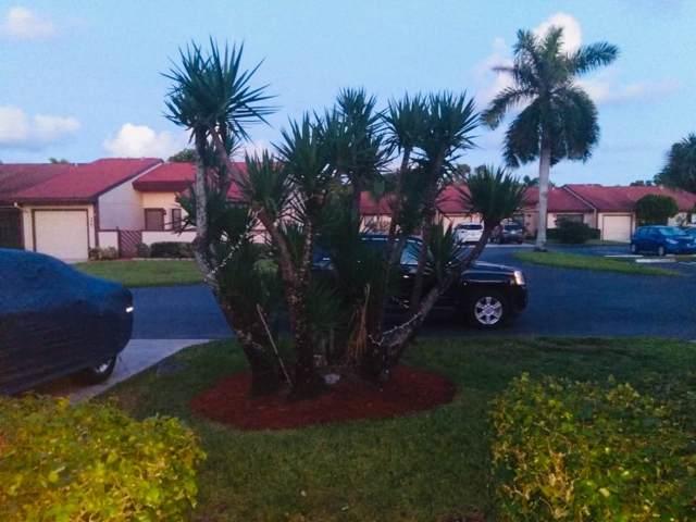 33 Kensington Lane, Boynton Beach, FL 33426 (#RX-10577086) :: Ryan Jennings Group