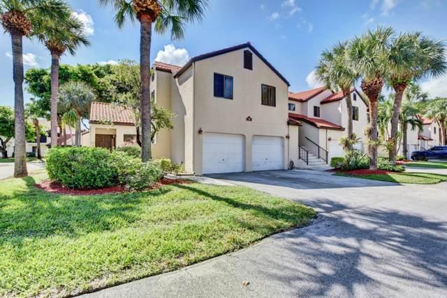 6 Via De Casas Sur #101, Boynton Beach, FL 33426 (#RX-10577101) :: Ryan Jennings Group
