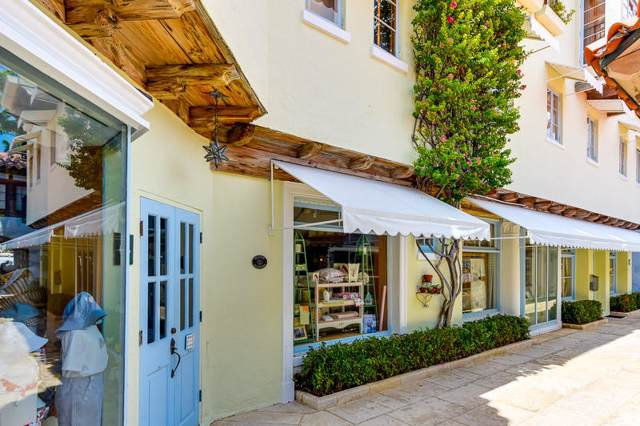 64 Via Mizner 102/103/201, Palm Beach, FL 33480 (#RX-10577109) :: Ryan Jennings Group