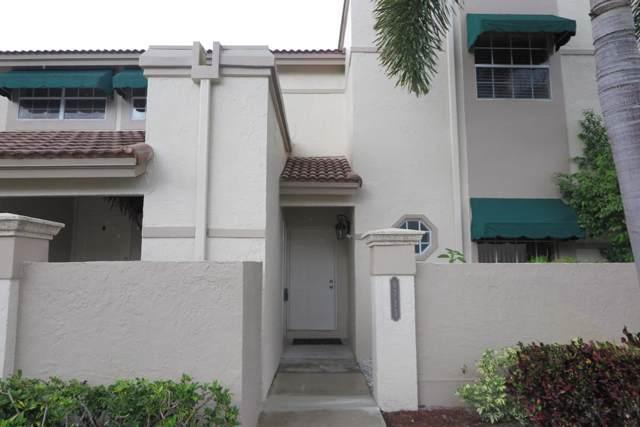 6713 Via Regina, Boca Raton, FL 33433 (MLS #RX-10577139) :: Berkshire Hathaway HomeServices EWM Realty