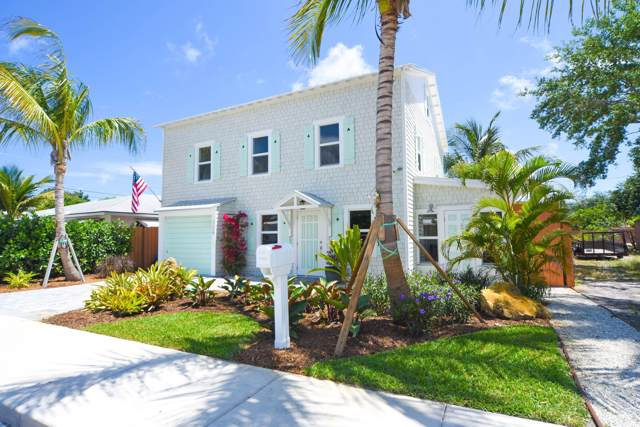 726 N Ocean Breeze, Lake Worth, FL 33460 (MLS #RX-10577162) :: Laurie Finkelstein Reader Team