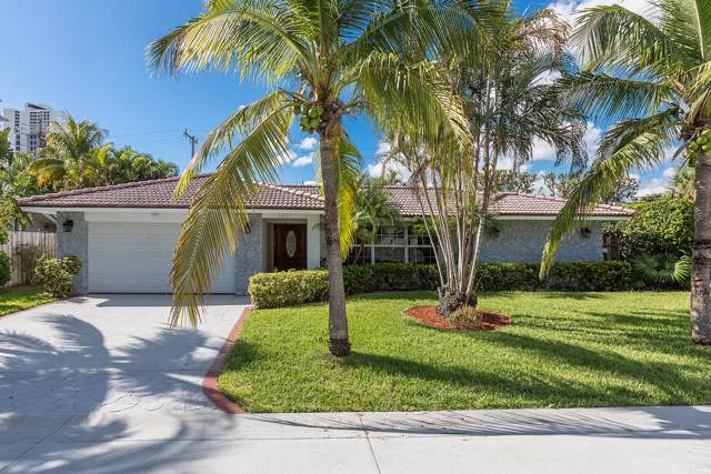 1271 Singer Drive, Singer Island, FL 33404 (MLS #RX-10577184) :: Berkshire Hathaway HomeServices EWM Realty