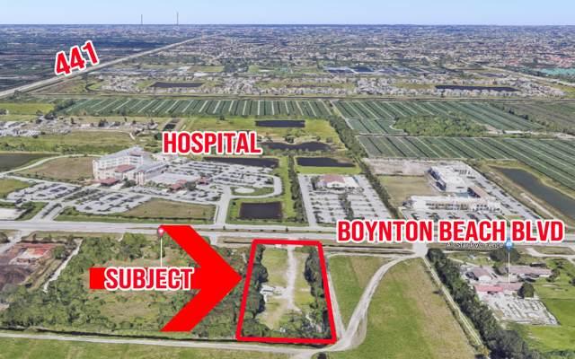 0042432705 Boynton Beach Boulevard, Boynton Beach, FL 33472 (#RX-10577207) :: Ryan Jennings Group