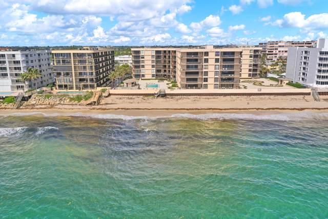 3610 S Ocean Boulevard #306, South Palm Beach, FL 33480 (#RX-10577213) :: Ryan Jennings Group