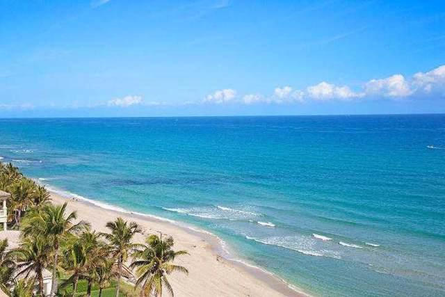 3215 S Ocean Boulevard #406, Highland Beach, FL 33487 (#RX-10577220) :: Ryan Jennings Group