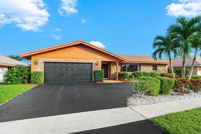 5878 Pinebrook Drive, Boca Raton, FL 33433 (MLS #RX-10577225) :: Berkshire Hathaway HomeServices EWM Realty