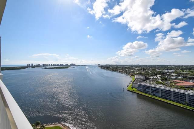 115 Lakeshore Drive Ph-48, North Palm Beach, FL 33408 (#RX-10577256) :: Weichert, Realtors® - True Quality Service