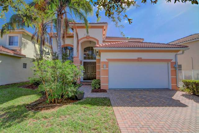720 Gazetta Way, West Palm Beach, FL 33413 (#RX-10577268) :: Ryan Jennings Group