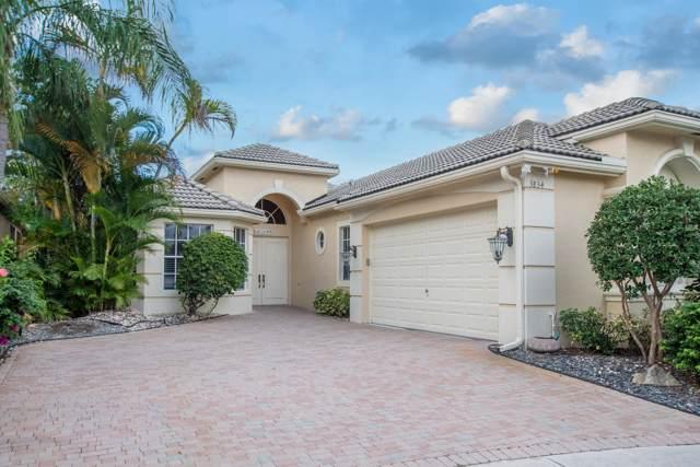 3834 Newhaven Lake Drive, Lake Worth, FL 33449 (MLS #RX-10577270) :: Berkshire Hathaway HomeServices EWM Realty