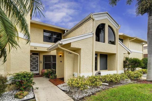 16769 Oak Hill Trail #721, Delray Beach, FL 33484 (#RX-10577280) :: Ryan Jennings Group