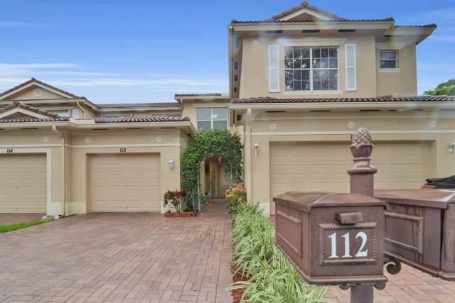 112 Coconut Key Lane, Delray Beach, FL 33484 (MLS #RX-10577295) :: Berkshire Hathaway HomeServices EWM Realty
