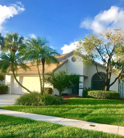 128 Executive Circle, Boynton Beach, FL 33436 (#RX-10577328) :: Weichert, Realtors® - True Quality Service