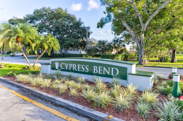 2108 S Cypress Bend #202, Pompano Beach, FL 33069 (MLS #RX-10577338) :: Lucido Global