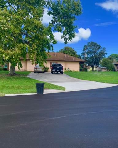 889 NW 11th Terrace, Stuart, FL 34994 (MLS #RX-10577360) :: Best Florida Houses of RE/MAX