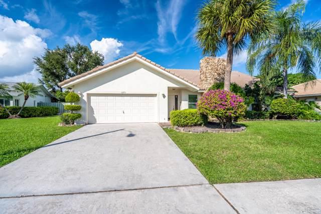 1375 NW 16th Street, Boca Raton, FL 33486 (#RX-10577371) :: Ryan Jennings Group