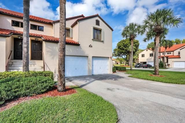 20 Via De Casas Sur #204, Boynton Beach, FL 33426 (MLS #RX-10577409) :: Berkshire Hathaway HomeServices EWM Realty