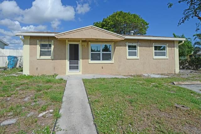 261 NE 16th Court, Boynton Beach, FL 33435 (MLS #RX-10577464) :: Laurie Finkelstein Reader Team