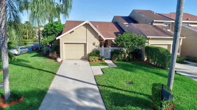6741 Canary Palm Circle, Boca Raton, FL 33433 (MLS #RX-10577469) :: Berkshire Hathaway HomeServices EWM Realty