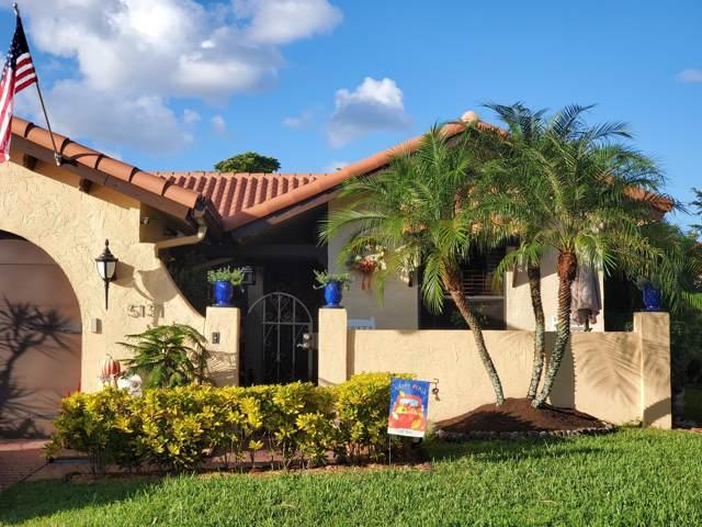 5131 Cortez Court, Delray Beach, FL 33484 (#RX-10577479) :: Weichert, Realtors® - True Quality Service