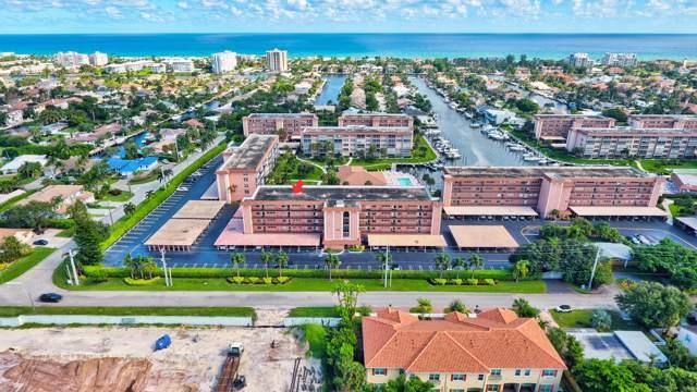 2525 Florida Boulevard #128, Delray Beach, FL 33483 (MLS #RX-10577535) :: Berkshire Hathaway HomeServices EWM Realty