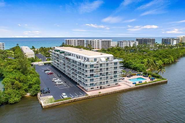 2560 S Ocean Boulevard #202, Palm Beach, FL 33480 (#RX-10577567) :: Ryan Jennings Group