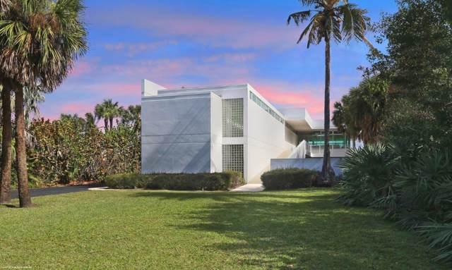 35 N Beach Road, Hobe Sound, FL 33455 (#RX-10577592) :: Ryan Jennings Group