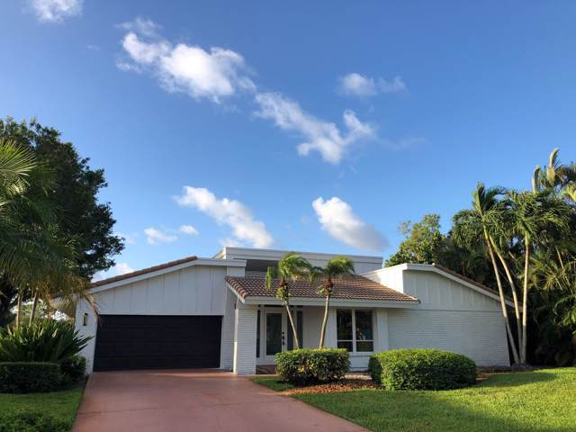 635 Lakewoode Circle E, Delray Beach, FL 33445 (#RX-10577599) :: Ryan Jennings Group