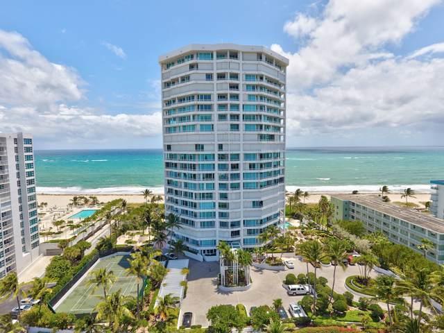 1700 S Ocean Boulevard 6A, Lauderdale By the Sea, FL 33062 (#RX-10577603) :: Ryan Jennings Group