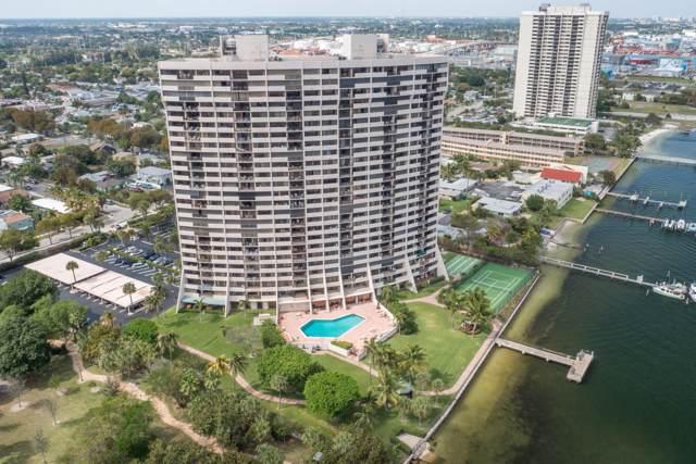 5200 N Flagler Drive #1503, West Palm Beach, FL 33407 (#RX-10577621) :: Ryan Jennings Group