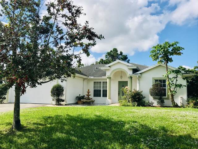 5405 Seagrape Drive, Fort Pierce, FL 34982 (MLS #RX-10577623) :: Castelli Real Estate Services