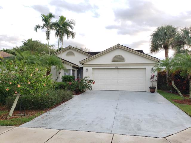 3924 Summer Chase Court, Lake Worth, FL 33467 (MLS #RX-10577627) :: Berkshire Hathaway HomeServices EWM Realty
