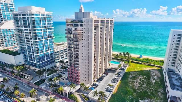 6767 Collins Avenue #1204, Miami Beach, FL 33141 (MLS #RX-10577631) :: Miami Villa Group