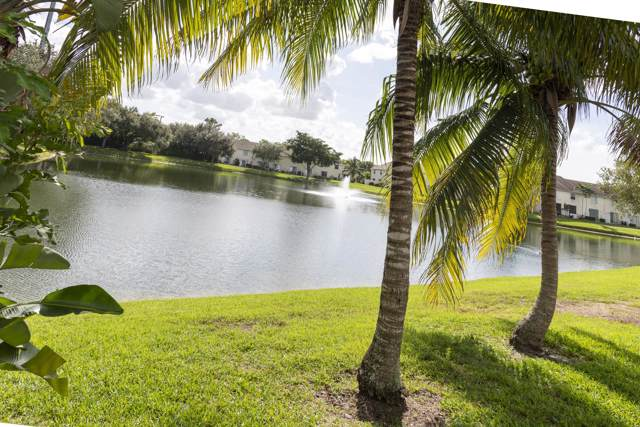 235 Foxtail Drive G, Greenacres, FL 33415 (MLS #RX-10577635) :: Miami Villa Group