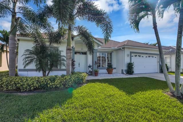 6380 Bridgeport Lane, Lake Worth, FL 33463 (MLS #RX-10577664) :: Berkshire Hathaway HomeServices EWM Realty
