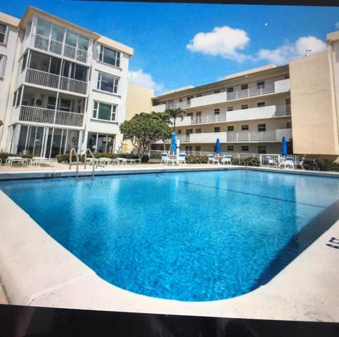 1810 New Palm Way #318, Boynton Beach, FL 33435 (MLS #RX-10577712) :: United Realty Group