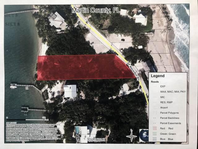 0 SE Macarthur Boulevard, Stuart, FL 34996 (MLS #RX-10577754) :: Best Florida Houses of RE/MAX