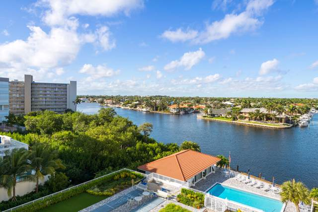 3114 S Ocean Boulevard #705, Highland Beach, FL 33487 (#RX-10577786) :: Ryan Jennings Group