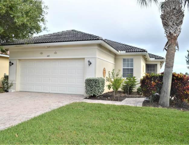 683 NW Stanford Lane, Port Saint Lucie, FL 34953 (MLS #RX-10577793) :: Berkshire Hathaway HomeServices EWM Realty