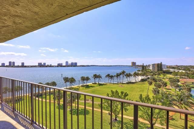 801 Lake Shore Drive #614, Lake Park, FL 33403 (#RX-10577802) :: Ryan Jennings Group