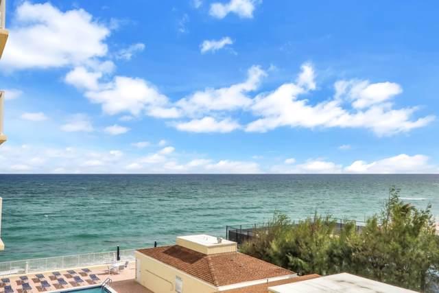 3540 S Ocean Boulevard #403, South Palm Beach, FL 33480 (#RX-10577833) :: Ryan Jennings Group