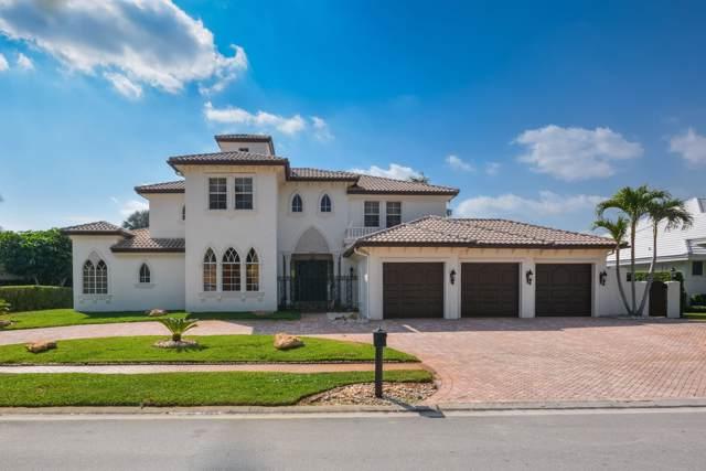 7590 Fenwick Place, Boca Raton, FL 33496 (MLS #RX-10577839) :: Berkshire Hathaway HomeServices EWM Realty